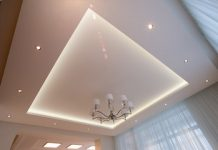 False Ceiling Interior Design