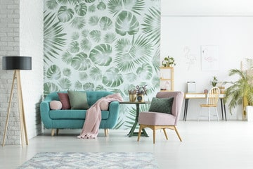 Pattern as a Element of Interior Designing