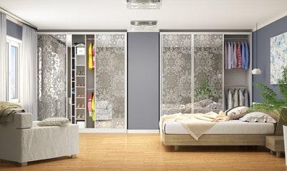 Wallpaper for Wardrobe Ideas