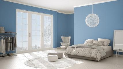 Vibrant Colour Room Ideas