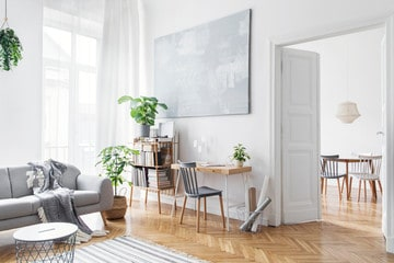 White Wall Painting Designs