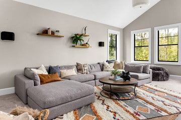 Rug Ideas in a Room