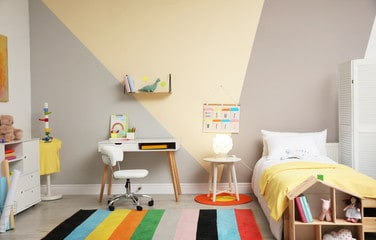 Kids' Room Interior Design