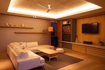 False Ceiling Interior Design