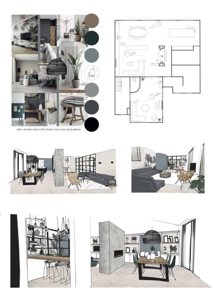 Digital representation of your interior spaces