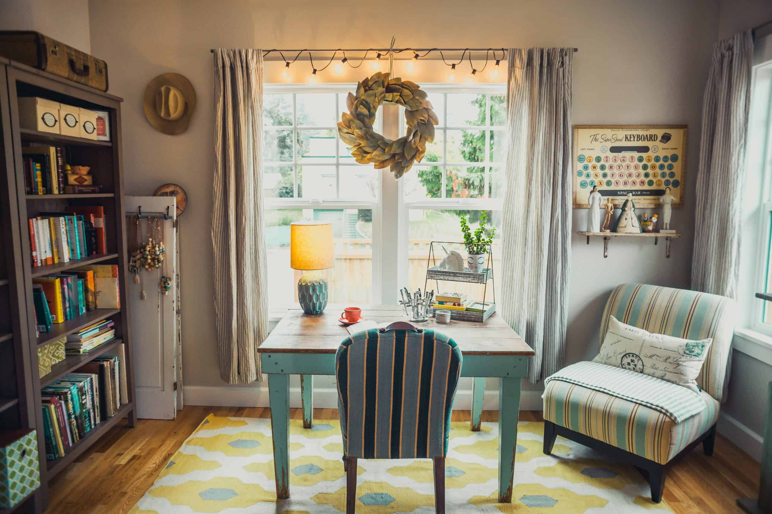 Cottage Styled Space