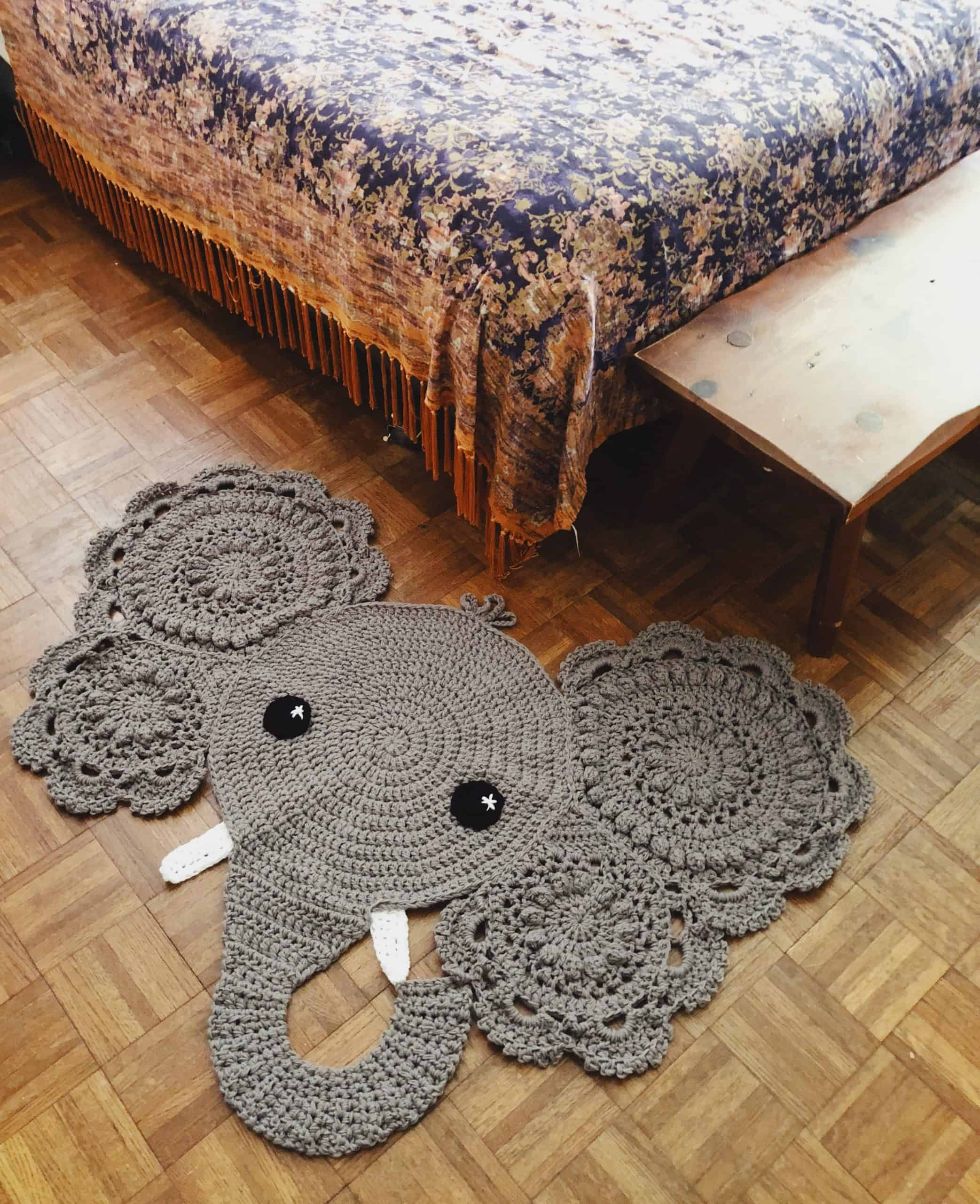 Cute handcrafted rugs