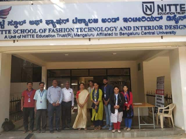 NITTE School Of Fashion Technology And Interior Design
