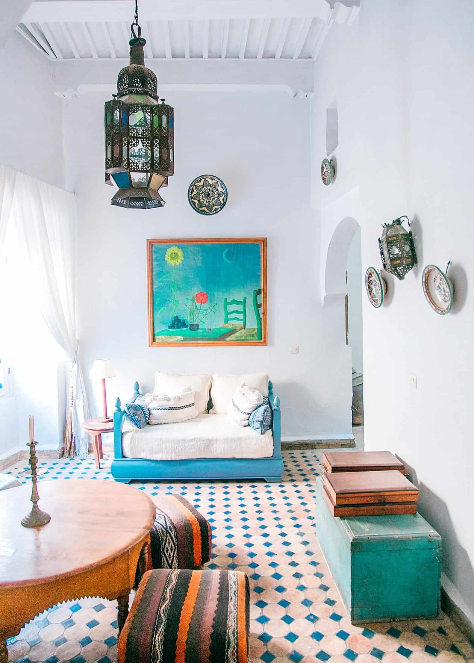 Indian Bohemian Interiors