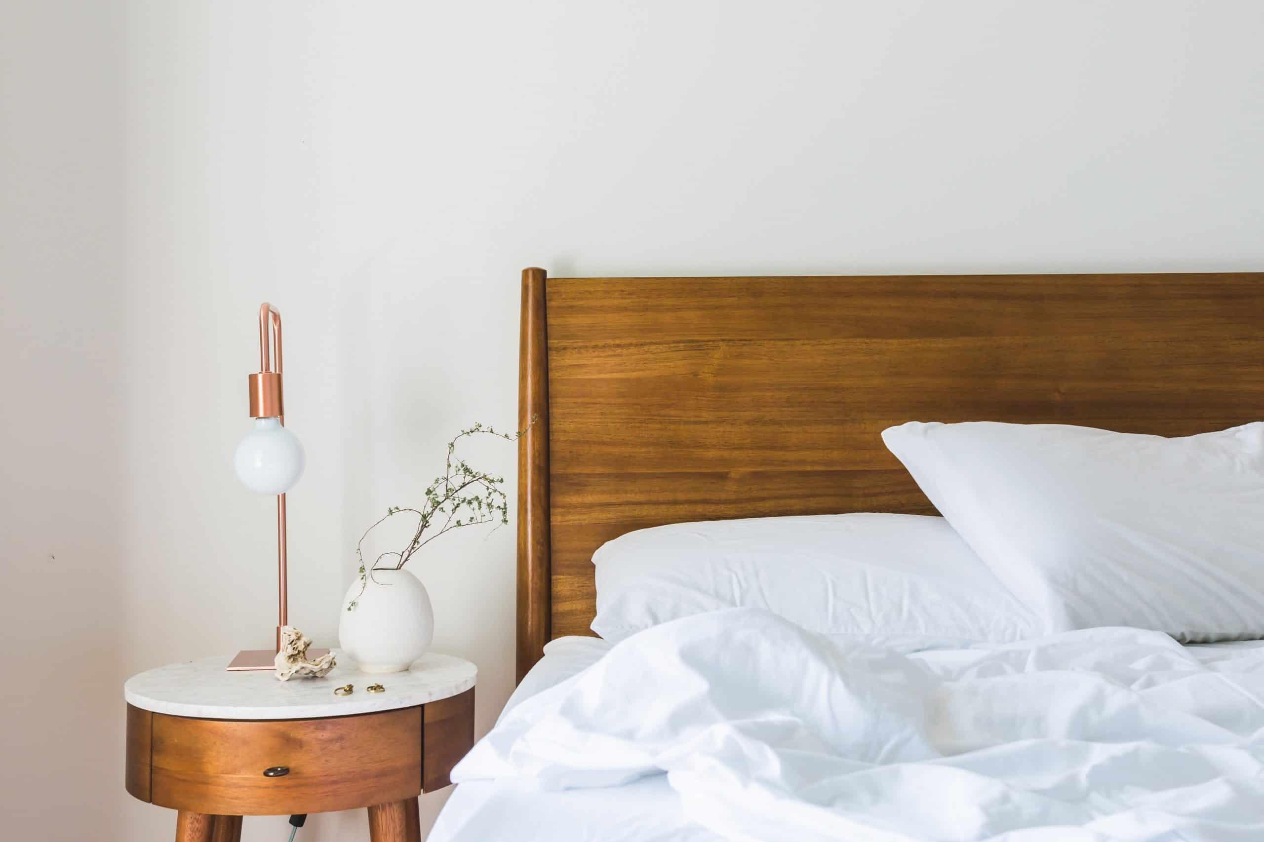 Wooden Bedroom Aesthetics