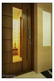 Main Door with modern touch