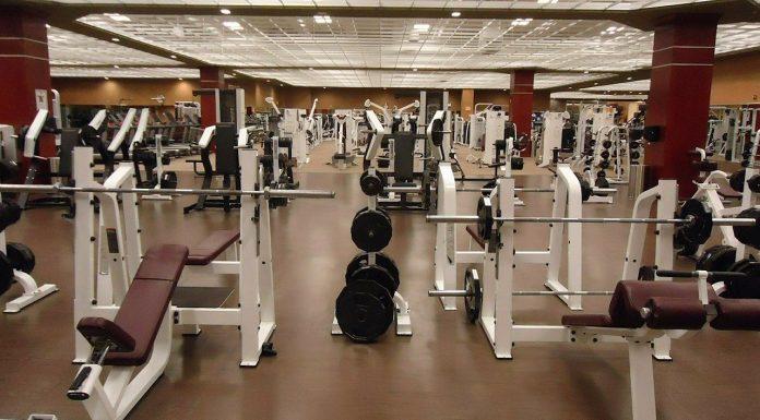 Gym Lighitng