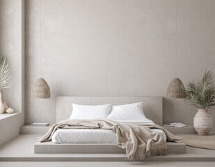 Neutral colour in minimalism