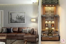 Matching Pooja Room Interior