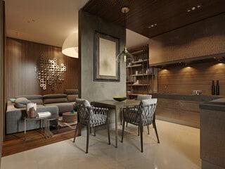 Wood in Minimalist Interior Design