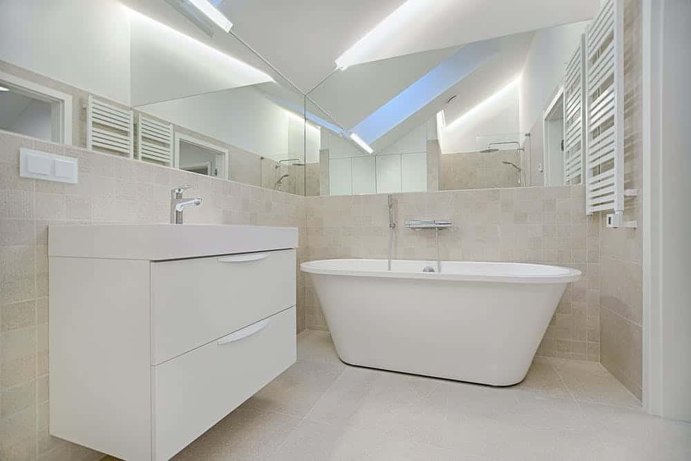 Bathroom Interior Mirror Ideas