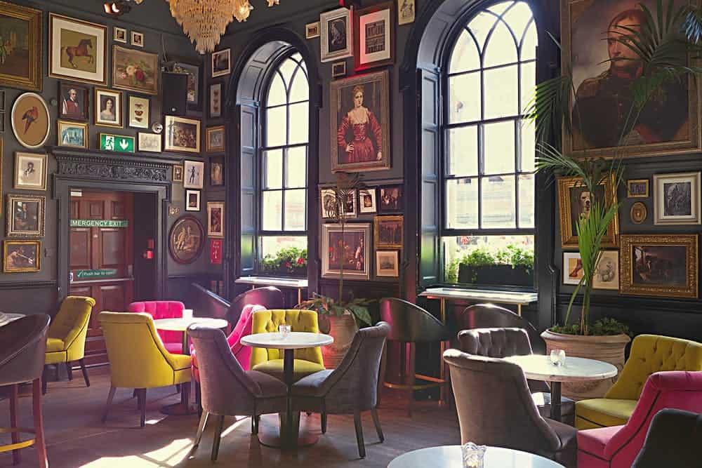 Theme ideas for bar and restaurant
