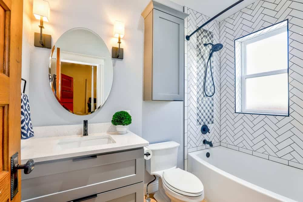 Bathroom Interior Lighting Ideas