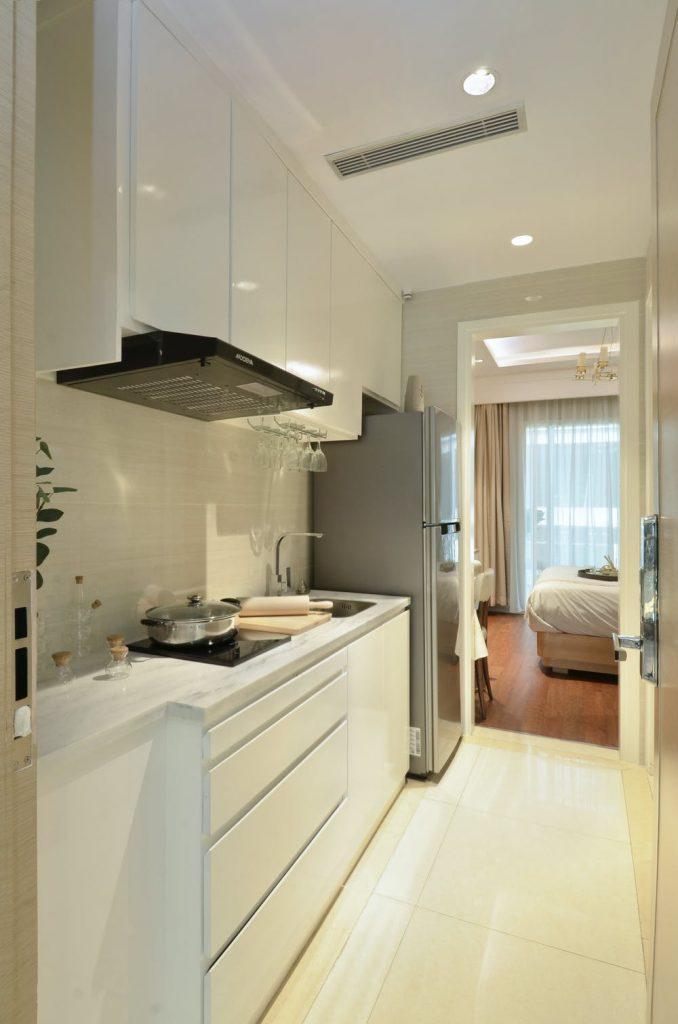 Minimalistic Kitchen Interior