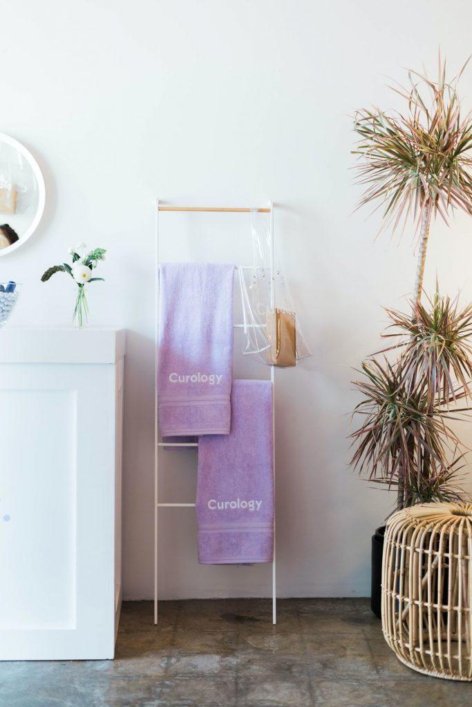 Bathroom Interior Detachable Furniture Idea