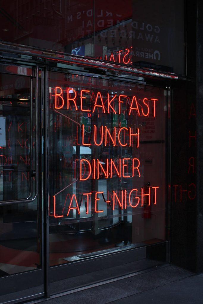 Bar and Restaurant Interior Design