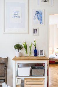 Simple interiors